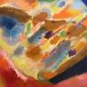 Wassily Kandinsky - obraz drukowany na płótnie