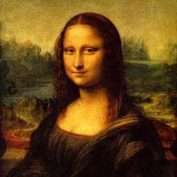 Mona Lisa - Reprodukcja obrazu na płótnie