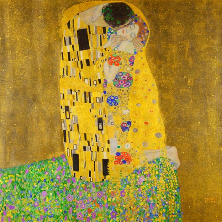 Pocałunek Gustav Klimt