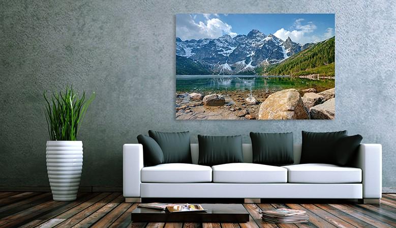 Bajeczne pejzaże i piękne widoki